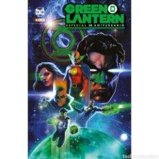 Libros: GREEN LANTERN: ESPECIAL 80 ANIVERSARIO. Lote 236606480