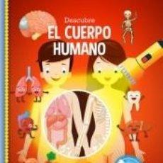 Libros: DESCUBRE EL CUERPO HUMANO. Lote 236661020