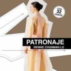 Libros: PATRONAJE (2020). Lote 237312145