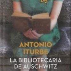 Libros: LA BIBLIOTECARIA DE AUSCHWITZ. Lote 237382065
