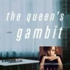 Libros: THE QUEENS GAMBIT. Lote 237493955