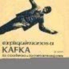 Libros: EXPLIQUÉMONOS A KAFKA. LA CONDENA. LA METAMORFOSIS. INFORME PARA UNA ACADEMIA. UN ARTISTA DEL HAMBRE. Lote 237511050