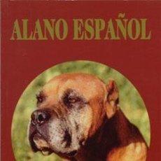 Libros: ALANO ESPAÑOL MANUEL C. JAREN NEBOT. Lote 237562580