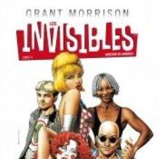 Libros: LOS INVISIBLES 04 : INFIERNO EN AMÉRICA. Lote 243834655