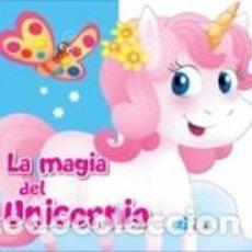 Libros: LA MAGIA DEL UNICORNIO. Lote 243978860