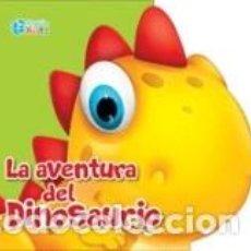 Libros: LA AVENTURA DEL DINOSAURIO. Lote 243978945