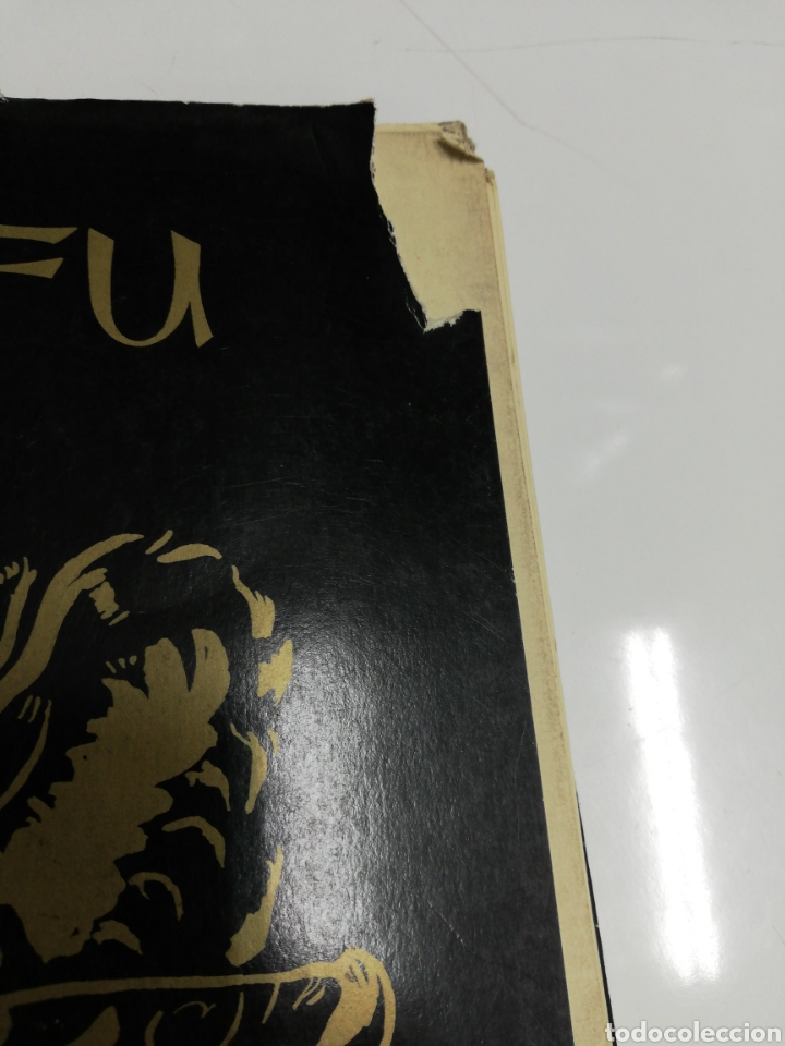 Libros: Kung Fu. Método secreto de lucha china. - Foto 2 - 243987245