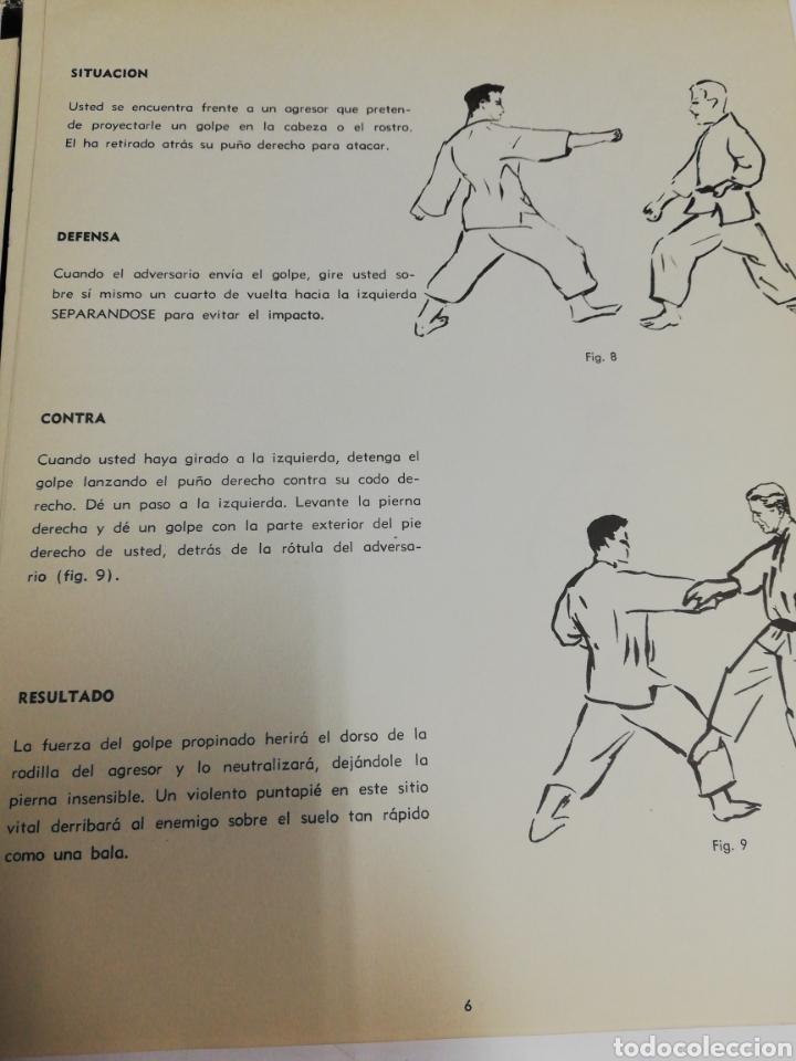 Libros: Kung Fu. Método secreto de lucha china. - Foto 4 - 243987245