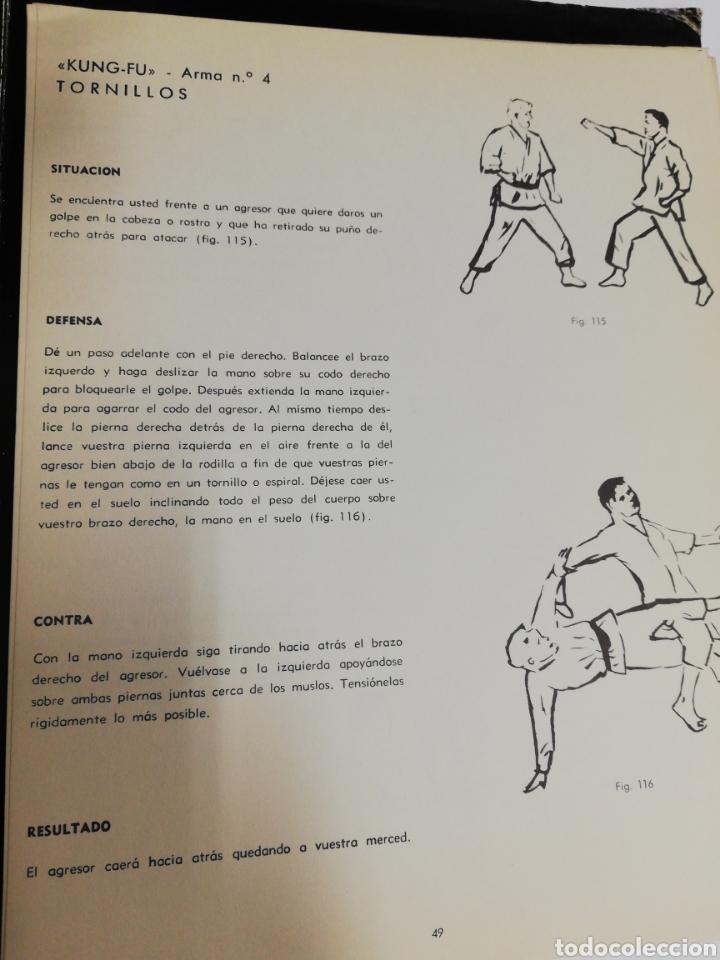 Libros: Kung Fu. Método secreto de lucha china. - Foto 6 - 243987245