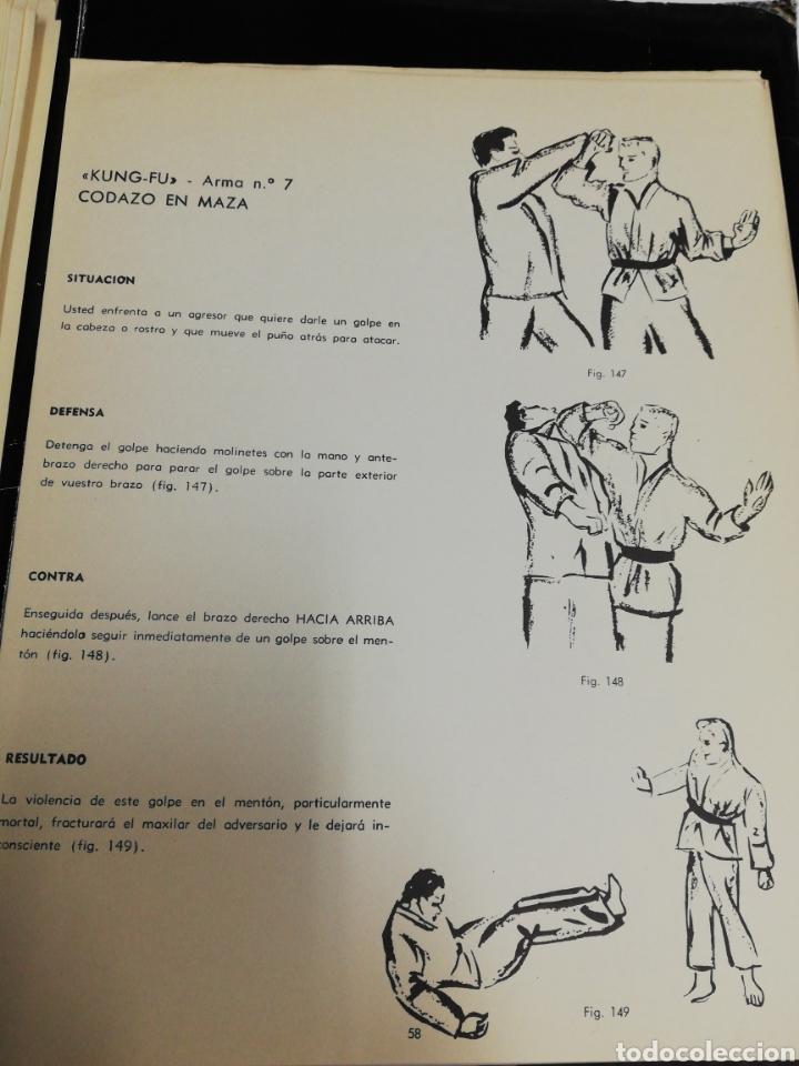 Libros: Kung Fu. Método secreto de lucha china. - Foto 7 - 243987245