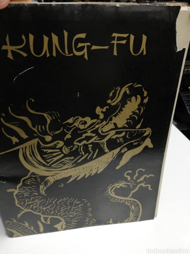Libros: Kung Fu. Método secreto de lucha china. - Foto 12 - 243987245
