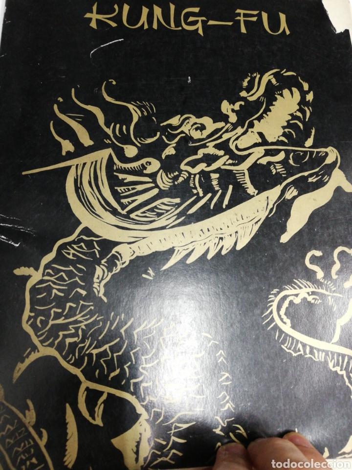 KUNG FU. MÉTODO SECRETO DE LUCHA CHINA. (Libros Nuevos - Ocio - Otros)