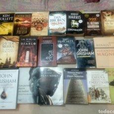 Libros: LOTE 1.... LIBROS VARIOS. Lote 243996240