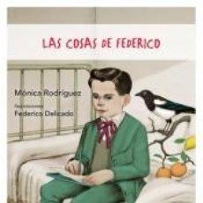 Libros: LAS COSAS DE FEDERICO. Lote 244564655
