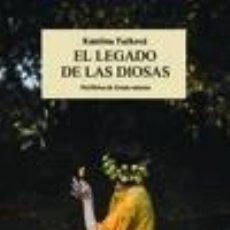 Libros: EL LEGADO DE LAS DIOSAS. Lote 244564720