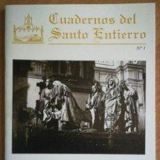 Libros: CUADERNO N1 SANTO ENTIERRO ZAMORA. Lote 244681765