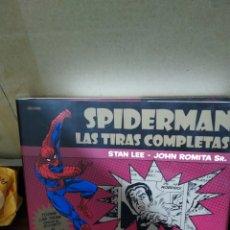 Libros: SPIDERMAN LAS TIRAS COMPLETAS VOL 1. Lote 245197960