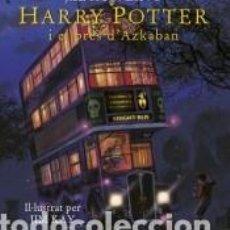 Libros: HARRY POTTER I EL PRES DAZKABAN. EDICIÓ IL·LUSTRADA. Lote 245371260