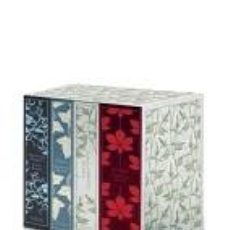 Libros: THE BRONTE SISTERS BOXED SET: JANE EYRE, WUTHERING HEIGHTS, THE TENANT OF WILDFELL HALL, VILLETTE. Lote 245415170