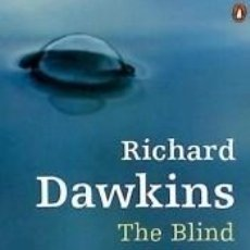 Libros: THE BLIND WATCHMAKER. Lote 245422305