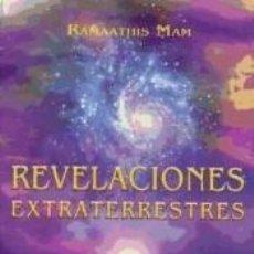 Libros: REVELACIONES EXTRATERRESTRES. Lote 245901175