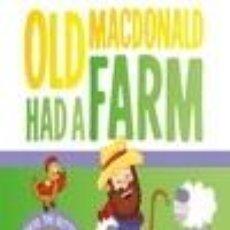 Libros: OLD MACDONALD HAD A FARM. Lote 245915405