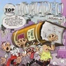 Libros: TOP CÓMIC MORTADELO Y FILEMÓN 52 : EL COCHE ELÉCTRICO. Lote 245915710