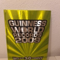 Libros: LIBRO WINNER WORLD RECORD 2009 INGLÉS. Lote 246194740