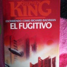 Libros: EL FUGITIVO. Lote 246254955