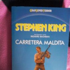 Libros: CARRETERA MALDITA. Lote 246255165