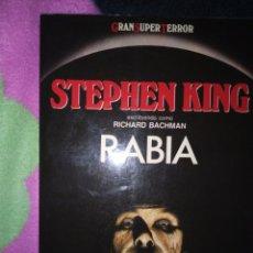Libros: RABIA. Lote 246255610