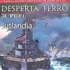 Livres: REVISTA DESPERTA FERRO. CONTEMPORÁNEA, Nº 32. JUTLANDIA. Lote 251986495