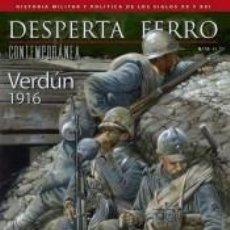 Libri: REVISTA DESPERTA FERRO. CONTEMPORÁNEA, Nº 13 , AÑO 2015. VERDÚN, 1916. Lote 251986695