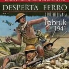 Libri: REVISTA DESPERTA FERRO. CONTEMPORÁNEA, Nº 25. TOBRUK 1941. Lote 251986745