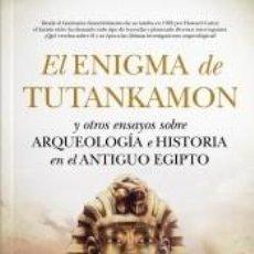 Libros: EL ENIGMA DE TUTANKAMÓN. Lote 253709495