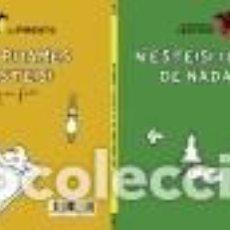 Libros: LES AVENTURES DE NESTEISI I EN PIMIENTO 6: N'ESTEISI I ELS REGALS DE NADAL / FESTA DE PIJAMES A. Lote 253751005