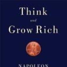 Libros: THINK AND GROW RICH. Lote 254545150