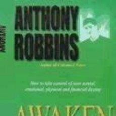 Libros: AWAKEN THE GIANT WITHIN. Lote 254545325