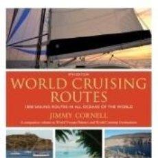 Libros: WORLD CRUISING ROUTES. Lote 254545420