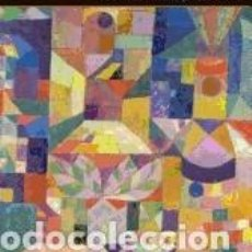 Libros: PAUL KLEE MASTERPIECES OF ART. Lote 254545770