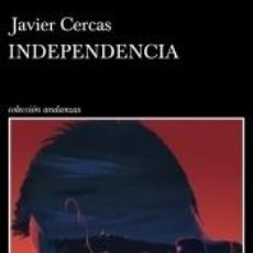 Libros: INDEPENDENCIA. LIBRO FIRMADO. Lote 254645790