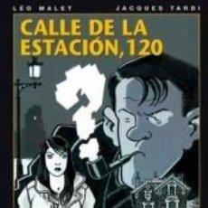 Libros: CALLE DE LA ESTACIÓN, 120. Lote 254668035
