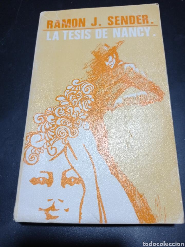 LA TESIS DE NANCY . RAMON J. SENDER (Libros Nuevos - Ocio - Otros)