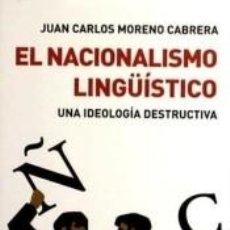 Libros: NACIONALISMO LINGUISTICO, EL. Lote 257319285
