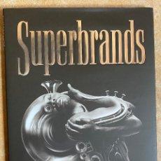 Libros: SUPERBRANDS - MARCAS DE EXCELENCIA EN ESPAÑA 2009/10. Lote 260077930