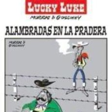 Libri: LUCKY LUKE 22: ALAMBRADAS EN LA PRADERA. Lote 261190020