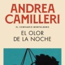 Libros: EL OLOR DE LA NOCHE (COMISARIO MONTALBANO 8). Lote 261348215