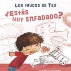 Libros: ¿ESTÁS MUY ENFADADO? / ARE YOU VERY ANGRY?. Lote 261348245