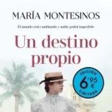 Libros: UN DESTINO PROPIO (EDICIÓN LIMITADA A PRECIO ESPECIAL). Lote 261348380