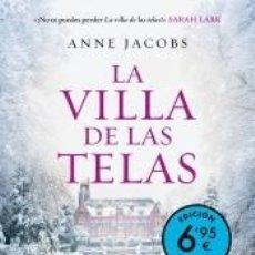 Libros: LA VILLA DE LAS TELAS (EDICIÓN LIMITADA A PRECIO ESPECIAL). Lote 261365670